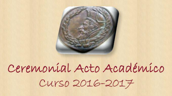 Acto Académico En La Academia Iberoamericana De La Rábida